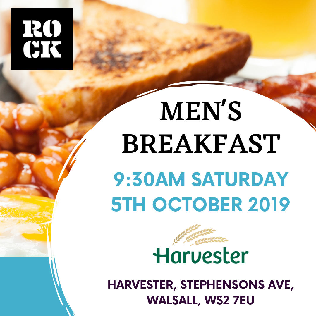 Men Breakfast 05 10 19