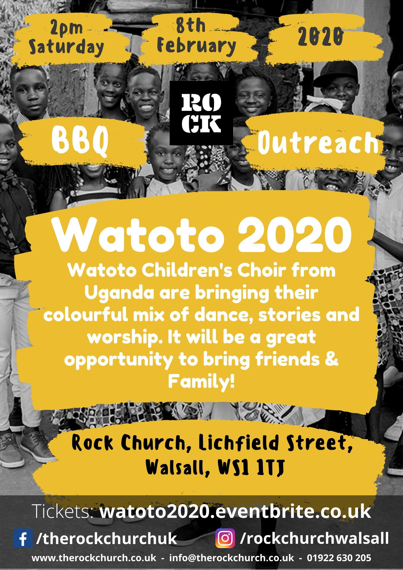 Watoto Childrens Choirs Choir 2