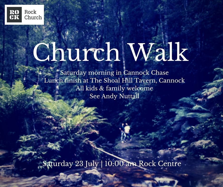 church walk rock church walsall