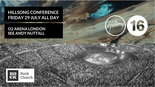 hillsong conference 16 rock church walsall