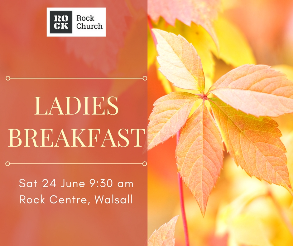 ladies breakfast jun17 rock church walsall