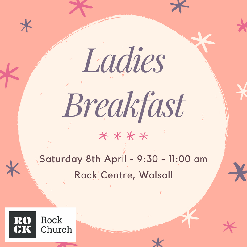 ladies brfeakfast april17 rock church walsall
