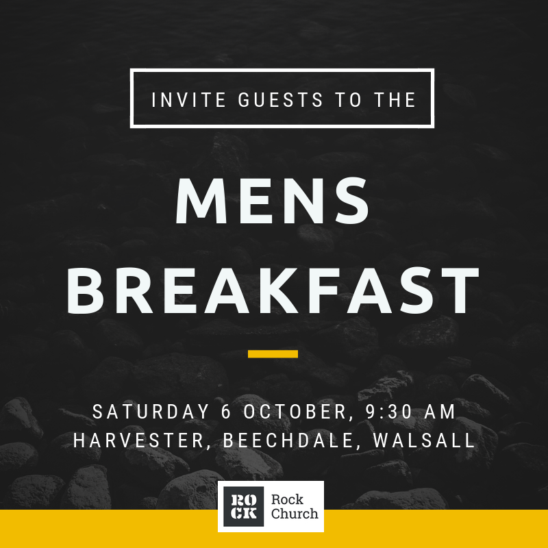 mens breakfast oct18 rock church walsall