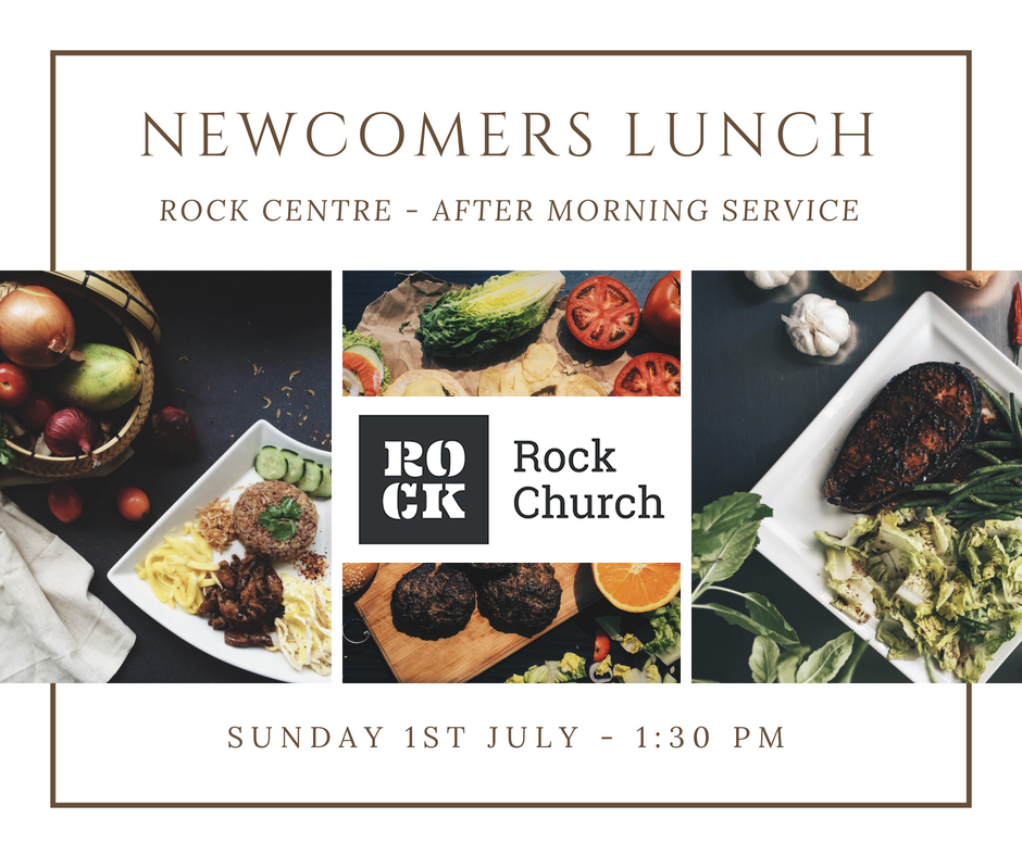 newcomers lunch rock church july18